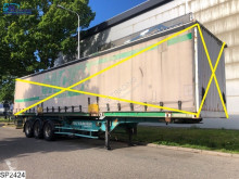 Coder Container Disc brakes, 20 / 40 / 45 FT Container Transport, Twistlocks semi-trailer