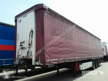 trailer Krone Rideaux Coulissant Standard Hayon
