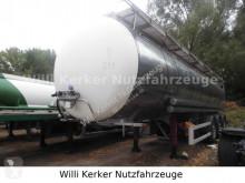 semirimorchio Schrader Tankauflieger 32 m³ V2A 7582
