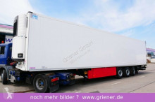 semi remorque Schmitz Cargobull SKO SKO 24/ DS / BLUMEN / CARRIER 1550 / LENKACHSE