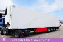 Schmitz Cargobull SKO 24/ DS / BLUMEN / CARRIER 1550 / LENKACHSE semi-trailer