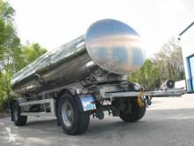 полуремарке цистерна за превоз на храни втора употреба