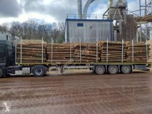 Faymonville timber semi-trailer