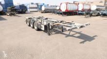 semiremorca Van Hool ADR, verzinkt, BPW, 20FT/30FT, NL-trailer
