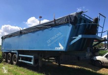 semi reboque Stas 32m3 3BPW axles