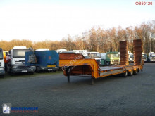 SDC Semi-lowbed trailer 8.9 m / 44 t + ramps semi-trailer