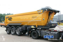 trailer onbekend Inc Seckinler, Stahlmulde 28m³, Lift, Trommel