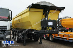 trailer onbekend Has Trailer, BPW-Achsen, 27m³, Luft, Trommel