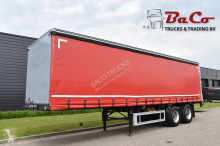 semi reboque Sommer SG180 - SAF AXLES - DRUM BRAKES - GOOD CONDITION -