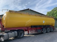 Benalu powder tanker semi-trailer