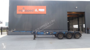 Schmitz Cargobull 45FT HC, extendable (front, rear and bumper), BPW, Dutch-trailer semi-trailer