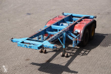 Trailor Container chassis 2-assig/ 20ft. semi-trailer