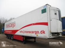 semirimorchio Schmitz Cargobull Tiefkühlkoffer Fleischhang Trennwand