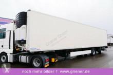 semi remorque Krone SZK 18/ CITY / TRIDEC / LBW 2000 kg /maxima 1300