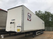Asca FOURGON CL 079 ET 2ess semi-trailer