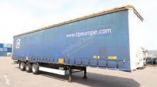 trailer Krone code XL, Huckepack, BPW, 2.75m int. height, 70% tyres