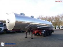 Magyar Food tank inox 29.4 m3 / 4 comp semi-trailer