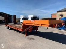 naczepa do transportu sprzętów ciężkich Castera