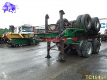 trailer Desot Container Transport