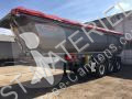 Fruehauf OPTISTEEL BENNE TP ACIER semi-trailer