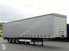semirimorchio Krone CURTAINSIDER /STANDARD/ LIFT AXLE / XL