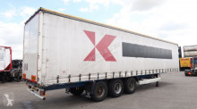 Krone BPW, 2.80m int. height, NL-trailer semi-trailer