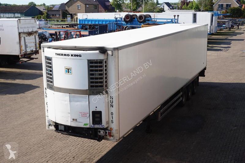 Ver as fotos Semi reboque Chereau Koel/ Vries 3-assig Thermo King SL200