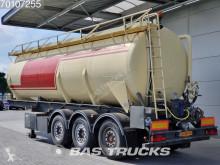 semi remorque LAG 0-3-40 KT 32 m3 Kipp silo Pump Lift + Lenkachse
