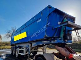 MOL Oplegger asfalt isoliert semi-trailer
