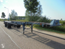 semirremolque Pacton 2-Axle 40 FT Chassis / Full Steel / Double Tires / NL Trailer
