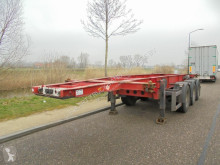 semirremolque Schmitz Cargobull 3-Axle 20FT Chassis / BPW Axles / ADR / NL Trailer