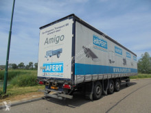 semi reboque Schmitz Cargobull 3-Axle Tautliner / SAF / Disc / Steering / Liftaxle / NL / APK
