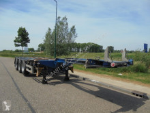 semi reboque Pacton 3-Axle Chassis / Extendable / BPW / NL-Trailer / Liftaxle