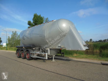 semirremolque Interconsult 3-Axle Silo / Bulk / 36.000 L / 2x Lift Axle / Disc / Weighing m