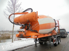 полуприцеп BPW Prestel 2-Axle Mixer / 10.000 L / BPW Axles