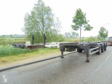 trailer Renders 3-Axle Chassis / BPW / NL-Trailer / X-Steering / APK