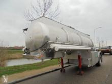 Dijkstra 1-Axle Mercaptan Gas Tank / 10.600 L / BPW / NL / ADR semi-trailer