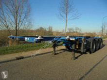 semirimorchio Groenewegen 3-Axle 20/30 FT Tank Chassis / ADR / BPW / NL Trailer