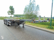 полуприцеп BPW D-TEC - 3-Axle Multi Chassis / / Drumbrakes / NL / Liftaxle / APK