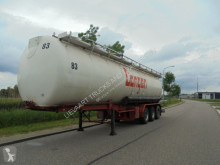 semi reboque LAG 3-Axle Silo / 55m3 / Steel suspension / NL-Trailer / APK