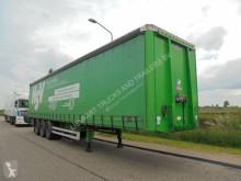 Van Hool 3-Axle Tautliner / SAF / Discbrakes / Coil semi-trailer