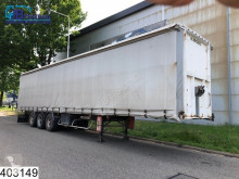 Metaco Tautliner semi-trailer