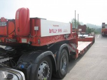Faymonville EXTRA SURBAISSE heavy equipment transport