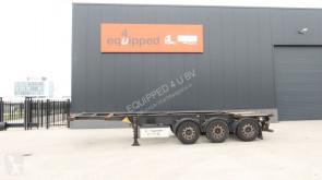 Schmitz Cargobull ADR 20/30FT, SAF+ disc, APK/ADR: 30/3/2020 semi-trailer