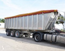 semi remorque Benalu 42 m3, SMB axes, TOP condition!