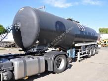 semi reboque Magyar Bitumen, INOX, 31000L