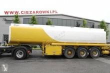 Dromech CISTERN FUEL TANK SEMI-TRAILER DROMECH CNK 32 DB DISTRIBUTION SYSTEM 32 m3 semi-trailer