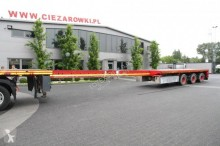 semirimorchio Floor PLATFORM SEMI-TRAILER FLOOR FLUO-20-30H3 EXTENDABLE 21 M!