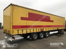 semi remorque Krone Semitrailer Curtainsider Standard