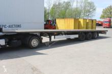 tweedehands trailer platte bak boorden